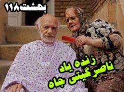 ناصر گیتی جاه بازیگر متولد ۱۳۱۴ تهران می باشد. از سال ۱۳۳۴ بازی در تئاتر را شروع کرد و از سال ۱۳۵۲ شروع به بازی در سینما کرد.