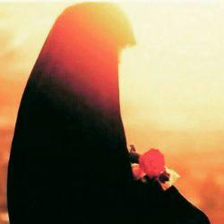 حجاب یعنی بی نیازم از هرنگاهی جز نگاه خدا