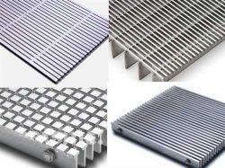 چند نمونه از مدل های گوناگون ساخت گریتینگ آلومینیوم را مشاهده مینمایید برای کسب اطلاعات بیشتر میتوانید به سایت رسمی شرکت ایران گریتینگ مراجعه نمایید.