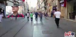 ایرانی ها بدون توجه به کودتا در حال خرید از مغازه های استانبول+ دانلود فیلم بازیگرنما:ایرانی هایی که به استانبول سفر کرده اند بدون توجه به کودتا در حال خرید از مغازه های استانبول هستند واقعا ما ایرانی ها خیلی خونسردیم!!! برای دانلود فیلم با ما همراه باشید. دانلود فیلم در لینک زیر  http://bazigarnama.com/3294/iranians-regardless-coup-buying-shops-istanbul-videos