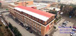 تصویربرداری هوایی و عکاسی هوایی از دانشگاه شهید بهشتی  helishot.net  09196028059 helikopter.ir