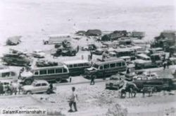 ترمینال مسافربری کرمانشاه قدیما