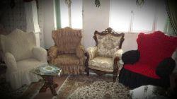 لباس مبل آماده،،،،،،در 24 رنگ..... free size...... ... پرده سرای گل واژه... ...66881698 ...09390516428  قبول سفارشات پرده از تهران وحومه....