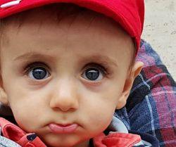 وقتی محمد طه ما 1 ساله می شود:) عزیزمن ♥