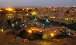 سازه های آبی شوشتر...(استان خوزستان)