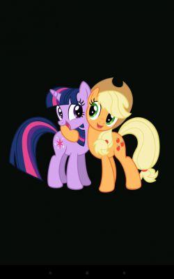 me and apple jack :-) :-)