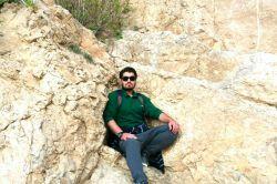 کوه صفحه اصفهان