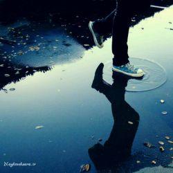 مشهد باروووونیه...ولى انشالله هواى دلتون بارونى نباشه...(هواى همو داشته باشیم^_-)... شبتون عشق...