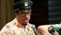 معاون رئیس پلیس دبی: اعراب به احمدی نژاد و قاسم سلیمانی افتخار می کنند