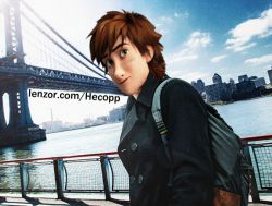 hiccup_spaider-man