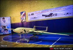 *نخستین پهپاد مسلح به موشكهای پدافند هوایی رونمایی شد/ قابلیت انهدام هواپیماهای جنگده و بدون سرنشین
