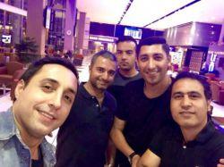 پست جدید امیر حسین جان رستمی در  اینستاگرام