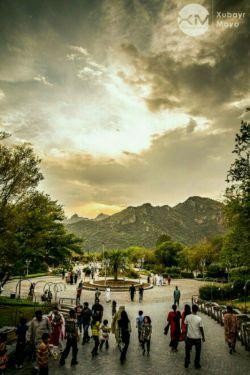 دامنکوه اسلام آباد پاکستان