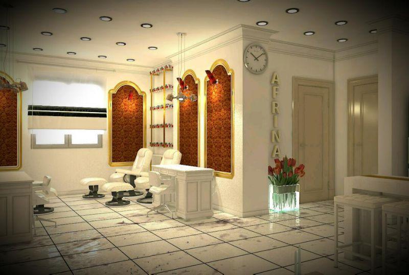 new(arayeshgah afrina)3d max&disin(محمد امین تسیاری)