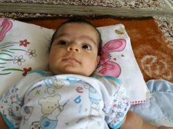 عکس جدید ماهان درخواستی از عمه #سوسن