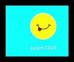 نامرد لاسی حالمو بهم زدی .... @salam1349  خیلی نامردی        بلاک کردم