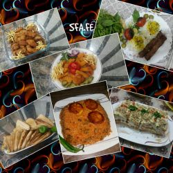 تابستون و آشپزی من