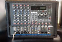 دستگاه پاورمیکسر جی تی آر - JTR JMX-06PRO
