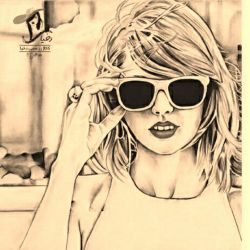خواننده  مورد علاقه من Taylor sweet