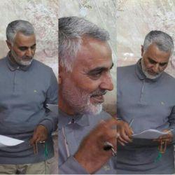 سردار قاسم سلیمانی : در اتاق عملیات مقاومت اسلامی نجبا