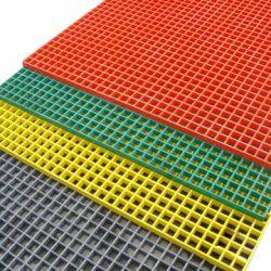 گریتینگ فایبرگلاس را میتوان در تنوع فراوان رنگ با توجه به مکان مورد نظر شما عزیزان تولید نمود.
