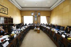 نشست کمیسیون فرهنگی مجلس با حضور مسئولین سازمان میراث فرهنگی- 20 مرداد 1395