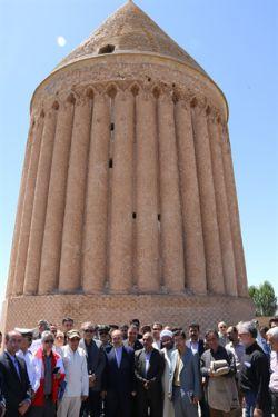 سفر دکتر سلطانی فر به شهرستان چناران در خراسان رضوی - 28 مرداد 1395