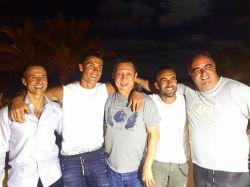رونالدو و دوستانش
