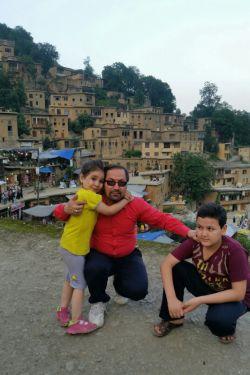 ماسوله پسرم ناصرجان و دخترم نادیا جان