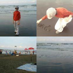 رو سه روز پیش ،ساحل گیسوم