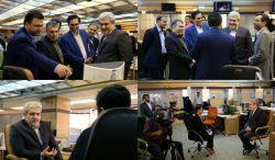 بازدید از خبرگزاری صداوسیما
