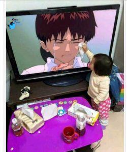 این بچه از شما با احساس تره