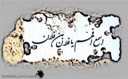 #تکانم داد این #تقدیر،اما من نفهمیدم  شبیه #مرده هایی که نمی فهمند #تلقین را...  #محمدرضا_طاهری