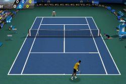محتوا بازی تنیس