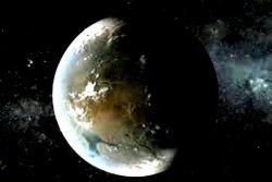 این سیار برادر زمین است