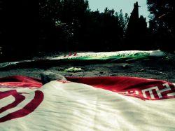 مزار دو شهید گمنام منطقه ما