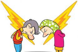 در #خشونت های #فیزیكی، #آقایان سرآمد ودر خشونت های #كلامی #خانم ها سرآمد هستند. #زبان #نیش دار،#توهین،#تحقیر، #نفرین، #مقایسه... همه اینها خشونت های كلامی هستند.