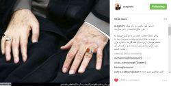 پست دکتر #عراقچی در #تمجید از #رهبری معظم انقلاب : تا #دامن #کفن نکشم زیر پای #خاک**** باور مکن که #دست ز دامن بدارمت****