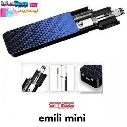 پکیج دو عددی الکترو اسموک امیلی مینی emili mini تلفن جهت مشاوره رایگان و سفارش 09108608620  لینک اصلی سایت http://electrosmokeego.ir
