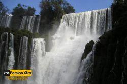 """آبشار ایگوآزو - Iguazu  نام این آبشار """"ایگوآزو - Iguazu"""" بسیار مناسب انتخاب شده که به معنی """"آب بزرگ"""" در فرهنگ طبیعت هندی است  ادامه مطلب و در وب سایت پرشن ایکسترا http://persianxtra.ir/?p=529"""