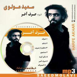 """البوم حرف آخر از سعید مولوی"""" سعید مولوی البوم حرف آخر"""" Saeed Molavi Album Harfe Akhar"""
