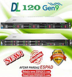 HP Proliant DL120 Gen9 HP Proliant DL120 Gen9 یک سرور از کلاس اقتصادی می باشد که با اندازه یک یونیت ارائه شده است. این سرور ترکیبی از کارایی، افزونگی (redundancy) و بسط پذیری را برای شما فراهم کرده است.  dl120 gen9 quickspecs