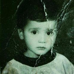 سلاااام .... کودکی من ....