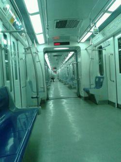 من اگر در شهر تهران کاره ای بودم کمی  می کشیدم خط مترو از دلم تا قلب تو