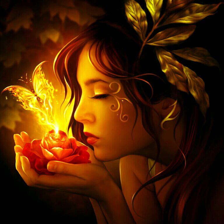 در طواف شمع میگفت این سخن پروانه ای  //  سوختم  زین آشنایان ای  خوشا  بیگانه ای