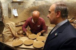 سفر رییس سازمان میراث فرهنگی به شهرستان لالجین - 04 شهریور 1395