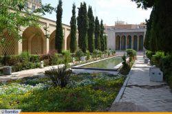 آرامگاه صائب تبریزی، اصفهان عکس از مسعود رضایی