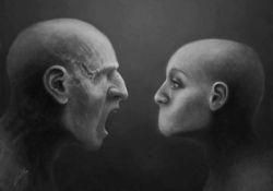 دیگه ساکت زیاد حرف زدی ....