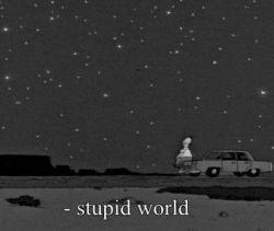 **دنیای لعنتی**