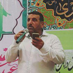 مراسم دوم کربلایی توزی شب عید غدیر حسینیه حضرت زینب گناوه
